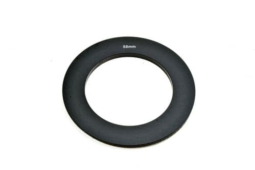 58mm P Size Adaptor Ring fits Kood, Cokin, Lee 84mm P system Filter Holders