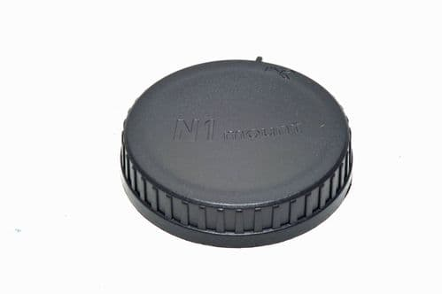 Back Cap Nikon 1 Rear Lens Cap