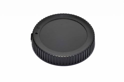 Back Cap Nikon Z Rear Lens Cap