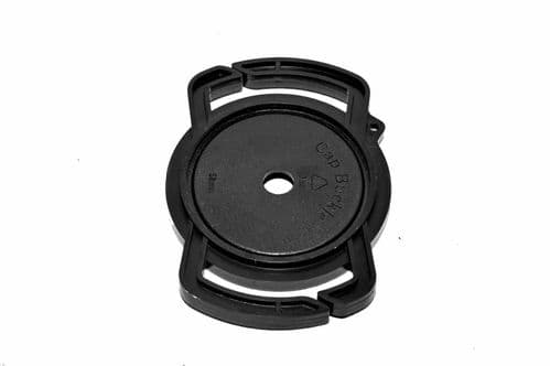 Camera lens cap holder buckle for 37mm 46mm 58mm caps