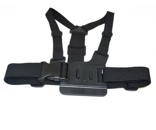 Chest Harness Adjustable Body Strap + J-Hook Compatible for GoPro HERO  5/6/7/8/9