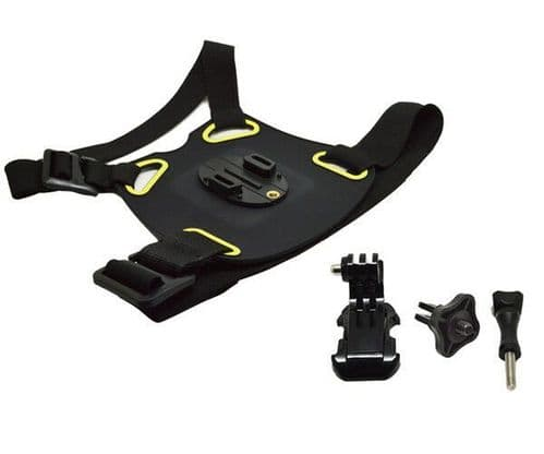 Dog Fetch Harness Chest Strap Mount for GoPro Sony Action Cameras Digital Camera