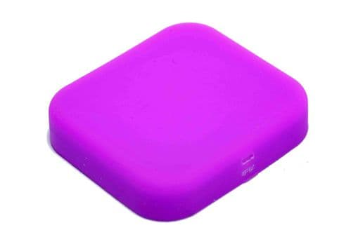 GoPro Hero 5 & 6 Purple Soft Silicone Lens Cover HERO 5 Protective Lens Cap