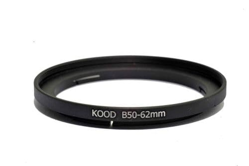 Hasselblad B50-62mm Stepping Ring