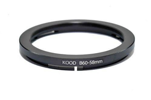 Hasselblad B60-58mm Stepping Ring