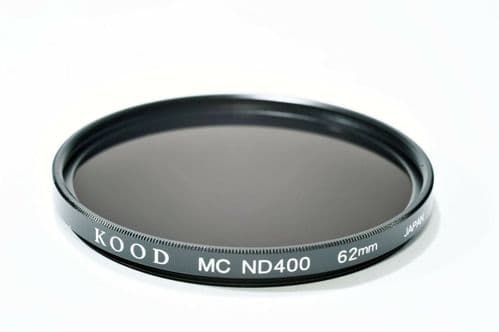 High Quality Kood Big Stopper ND400 Multi coated 62mm Made in Japan