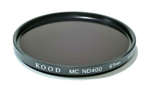 High Quality Kood Big Stopper ND400 Multi coated 67mm Filter Made in Japan