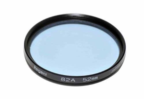 High Quality Optical Glass 82A Filter Made in Japan 52mm Kood