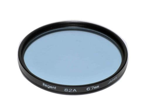 High Quality Optical Glass 82A Filter Made in Japan 67mm Regent (Kood)