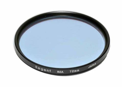 High Quality Optical Glass 82A Filter Made in Japan72mm Regent (Kood)