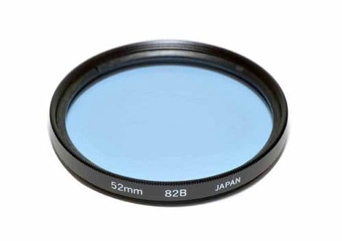 High Quality Optical Glass 82B Filter Made in Japan 52mm Kood