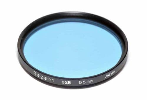 High Quality Optical Glass 82B Filter Made in Japan 55mm Kood