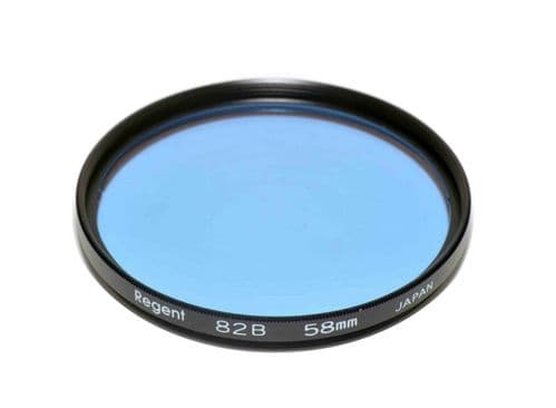 High Quality Optical Glass 82B Filter Made in Japan 58mm Regent (Kood)