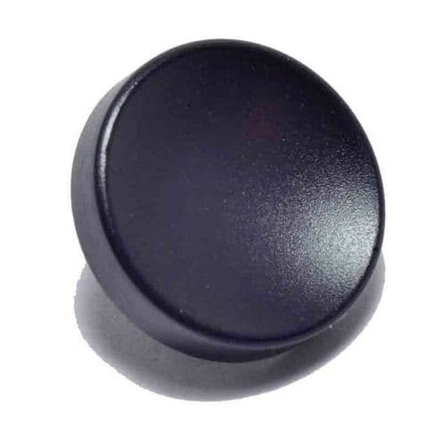 High Quality Shutter Button Soft Release Metal Concave Black