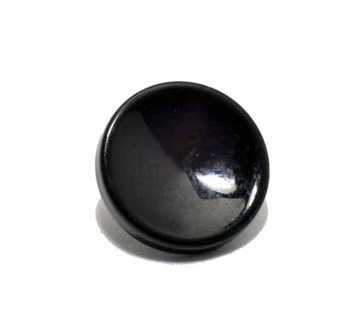 High Quality Shutter Button Soft Release Metal Concave Gloss Black