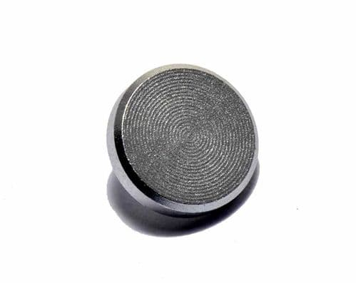 High Quality Shutter Button Soft Release Metal Flat Silver