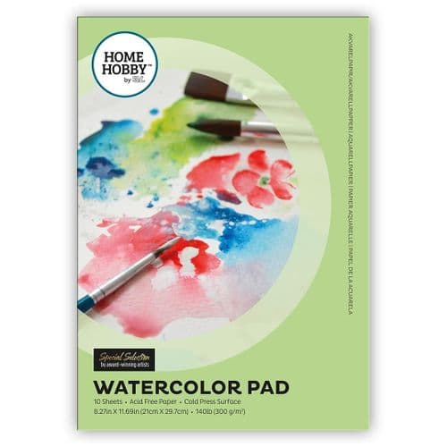 HOMEHOBBY by 3L Watercolor Pad