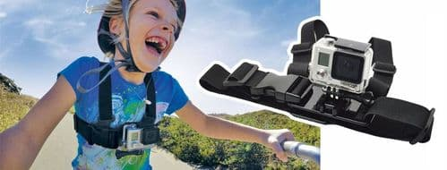 Kids Child Junior Chesty Chest Mount Harness For Gopro HERO 5/4/3 3/2/1