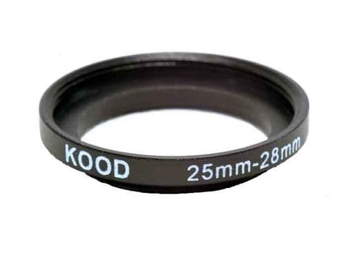 Kood 25mm - 28mm Stepping Ring