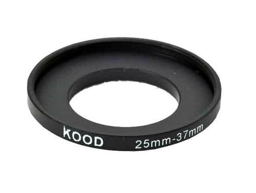 Kood  25mm - 37mm Stepping Ring