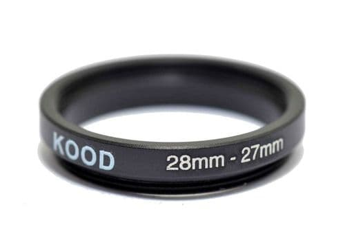 Kood 28mm - 27mm Stepping Ring