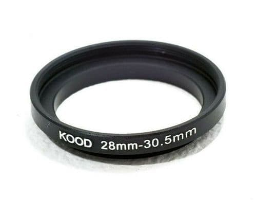 Kood 28mm - 30.5mm Stepping Ring