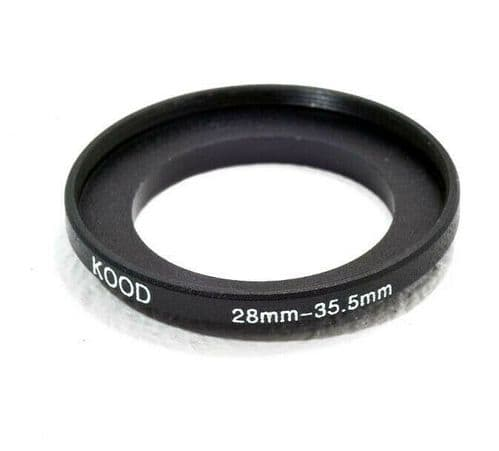 Kood 28mm - 35.5mm Stepping Ring