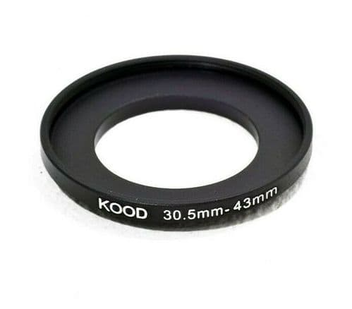 Kood 30.5mm - 43mm Stepping Ring