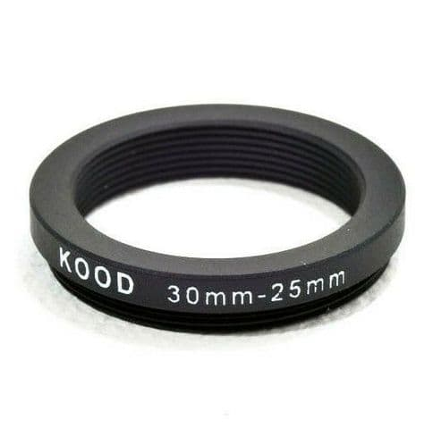 Kood 30mm - 25mm Stepping Ring