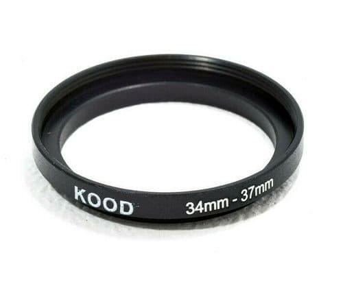 Kood 34mm - 37mm Stepping Ring