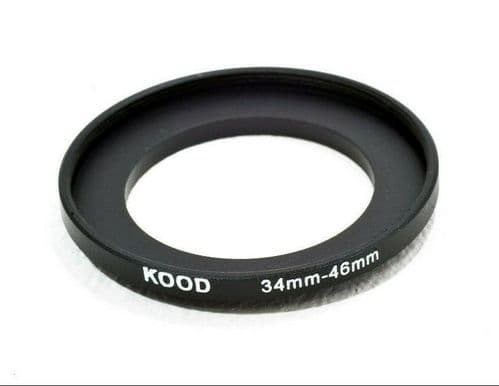 Kood 34mm - 46mm Stepping Ring