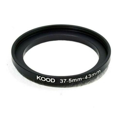 Kood 37.5mm - 43mm Stepping Ring