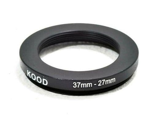 Kood 37mm - 27mm Step Stepping Ring