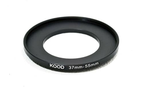 Kood 37mm - 55mm Stepping Ring