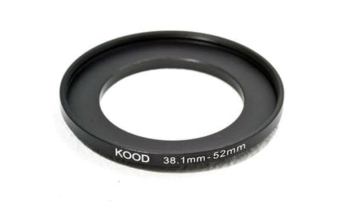 Kood 38.1mm - 52mm Stepping Ring