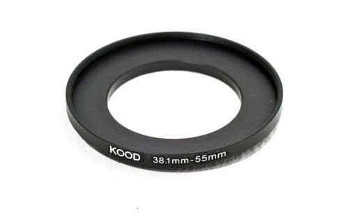 Kood 38.1mm - 55mm Stepping Ring