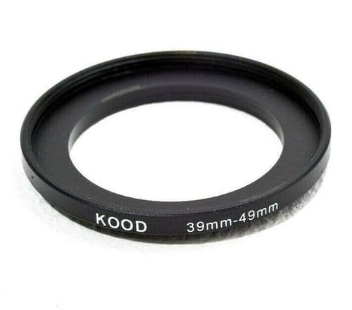 Kood 39mm - 49mm Stepping Ring