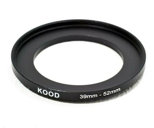 Kood 39mm - 52mm Stepping Ring