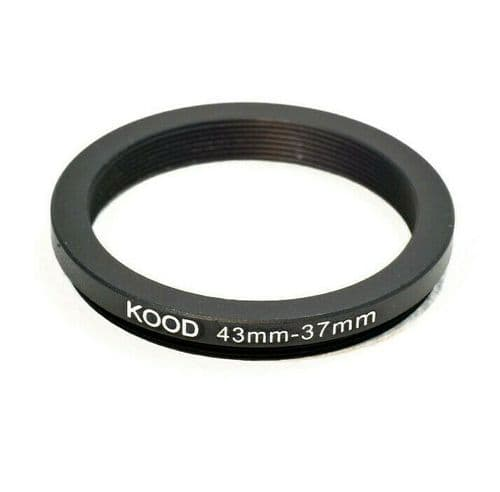 Kood 43mm - 37mm Stepping Ring