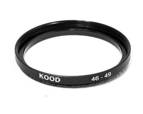 Kood 46mm - 49mm Stepping Ring