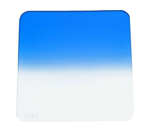 Kood  A Size Light Blue Graduated Filter Compatible with Cokin A Size Holders