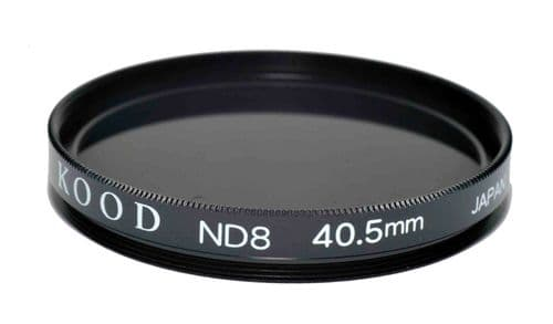 Kood High Quality ND8 Neutral density filter Made in Japan 40.5mm 3stop Filter