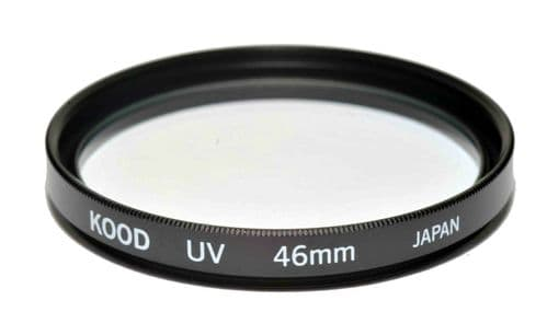 Kood High Quality Optical Glass UV Filter Made in Japan 46mm