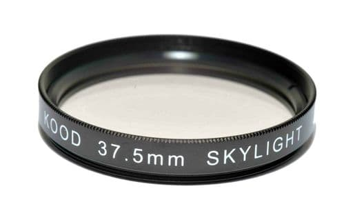 Kood High Quality Skylight 1A Optical Glass filter Made in Japan 37.5mm