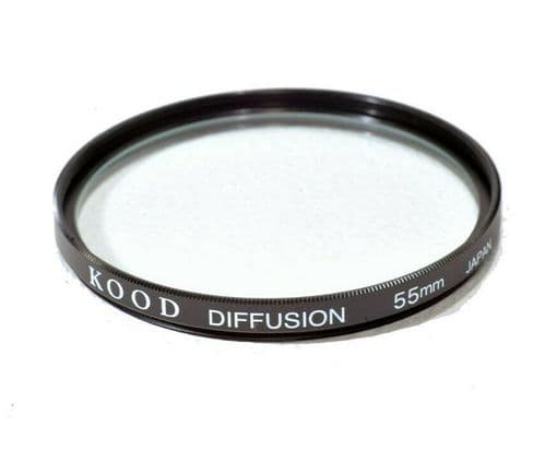 Kood High Quality Soft Focus Filter 55mm Made in Japan Diffuser Filter