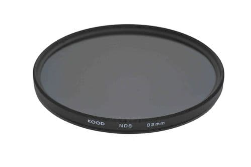 Kood ND8 (3 Stop) Filter Slim Frame 82mm