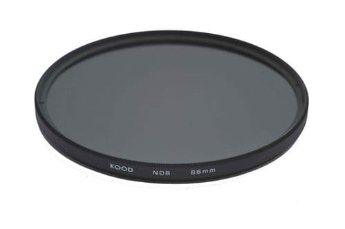 Kood ND8 (3 Stop) Filter Slim Frame 86mm
