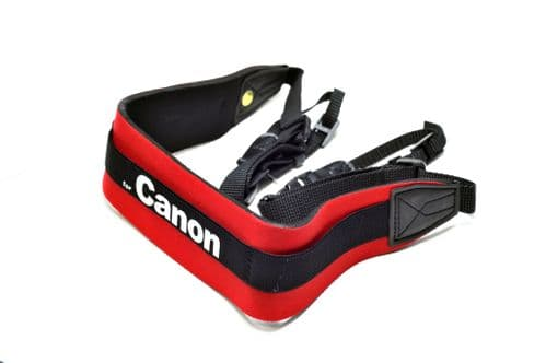 Kood Neoprene Comfort Strap for Canon Cameras Weight Reducing Camera Strap