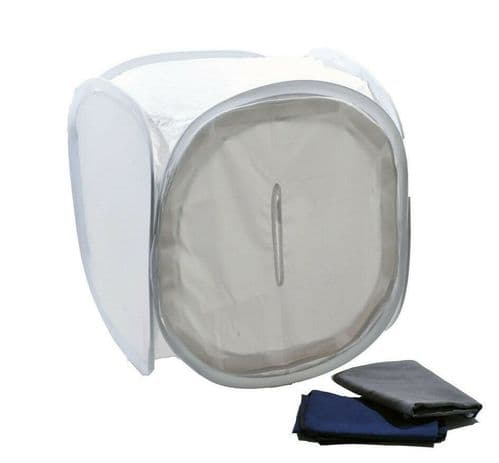 Kood Pop up 120cm Light Tent Lighting Cube Softbox with Four Backgrounds
