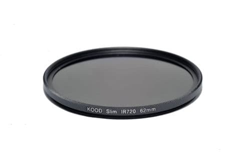 Kood R720  Infrared Special Effects Slim Ring Filter 62mm